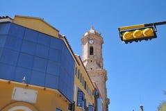 The city Potosi Stock Photography
