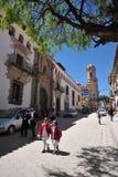 The city Potosi Royalty Free Stock Photo