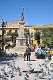 The city Potosi Stock Image