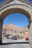 The city Potosi Stock Photos