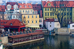 City of Prague Royalty Free Stock Images