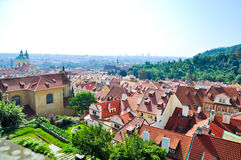 City of Prague Stock Image