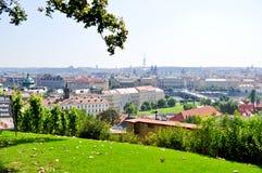 City of Prague Royalty Free Stock Photos