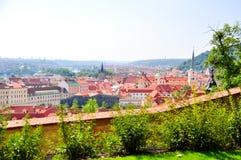 City of Prague Stock Images
