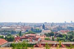 City of Prague Royalty Free Stock Image