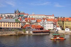 City of Prague Stock Photography