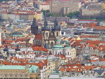 City of Prague Stock Photos