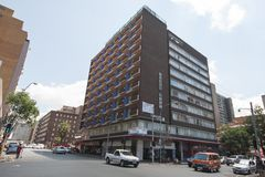 The City of Pretoria stock photo