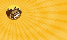 City Pub Tours Business card Stock Photo