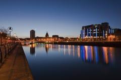 City Centre Quay, Dublin Stock Photography