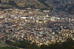 City of Quito - Ecuador - South America Stock Image