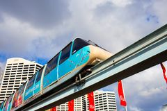 City Rails Stock Photos
