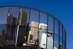 Free City Reflections 2 Stock Photography - 733242