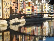 City Reflections Royalty Free Stock Photography