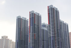 City residential building China Stock Image
