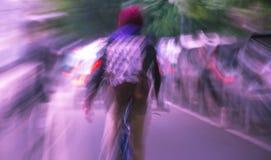 City rhythms Stock Photo