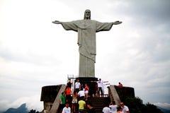 City of Rio de Janeiro from Corcovado Stock Images