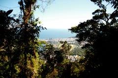 City of Rio de Janeiro from Corcovado Stock Photography