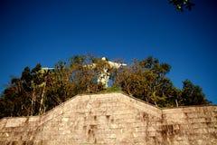 City of Rio de Janeiro from Corcovado Royalty Free Stock Photo