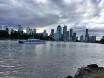 City river Stock Image
