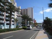 City Road daytona Fotografering för Bildbyråer