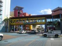 City Road daytona Royaltyfria Bilder