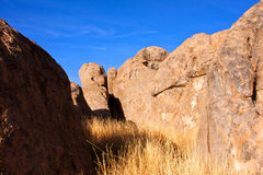 City of rocks-4 Royalty Free Stock Photography
