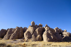 City of Rocks Royalty Free Stock Image