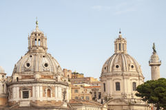 The city of Rome, Italy Royalty Free Stock Image