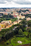 City of Rome Italy Stock Photography