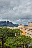 City of Rome Italy Royalty Free Stock Images