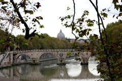 The city of Rome Stock Photography