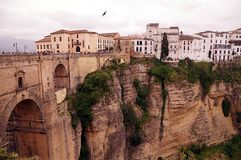 City of Ronda, Spain Stock Images