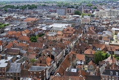 City Rooftops royalty free stock images