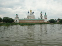 The city of Rostov Royalty Free Stock Photography
