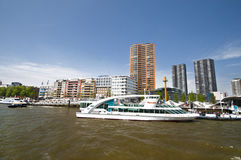 City of Rotterdam Stock Photography