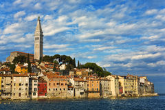 City of Rovinj Stock Images
