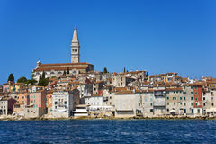 City of Rovinj Stock Photo