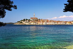 City of Rovinj Royalty Free Stock Images