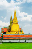 Royal grand palace in Bangkok Royalty Free Stock Images