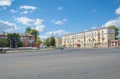 The city of Rzhev Stock Images