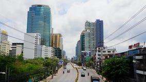 The city's economy Royalty Free Stock Photos