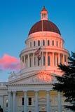 The City of Sacramento California. Sacramento is the capital city of California stock photo