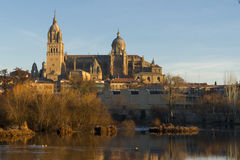 City of Salamanca, Spain Stock Photography