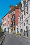 City of Salerno Royalty Free Stock Image