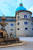 City Of The Salzburg,Austria Royalty Free Stock Image