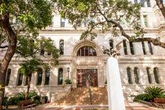 City of San Antonio City Hall Stock Photo