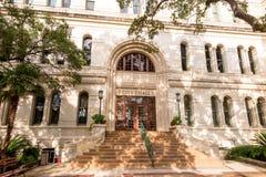 City of San Antonio City Hall Royalty Free Stock Photography