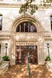 City of San Antonio City Hall Royalty Free Stock Photo