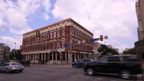 City of San Antonio, Texas stock video footage